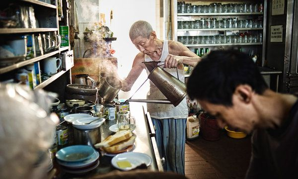NY Times covers #Singapore kopitiam (coffee shop) culture. The most authentic view of Singapore is at a kopitiam: old-school coffee shops that dot every neighborhood.