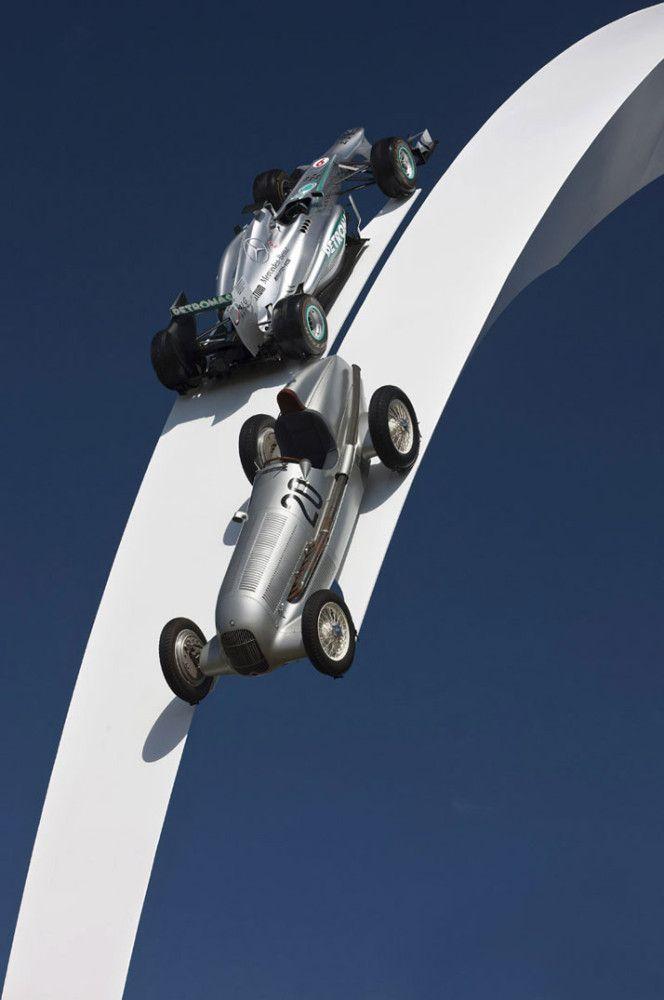 Impressive Car Sculptures by Gerry Judah