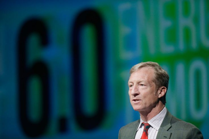 The billionaire progressive has poured millions into politics over the last few years. Now, Steyer wants to expand his group's focus beyond climate change and — like many Democratic organizations and donors — lead the fight against Trump.