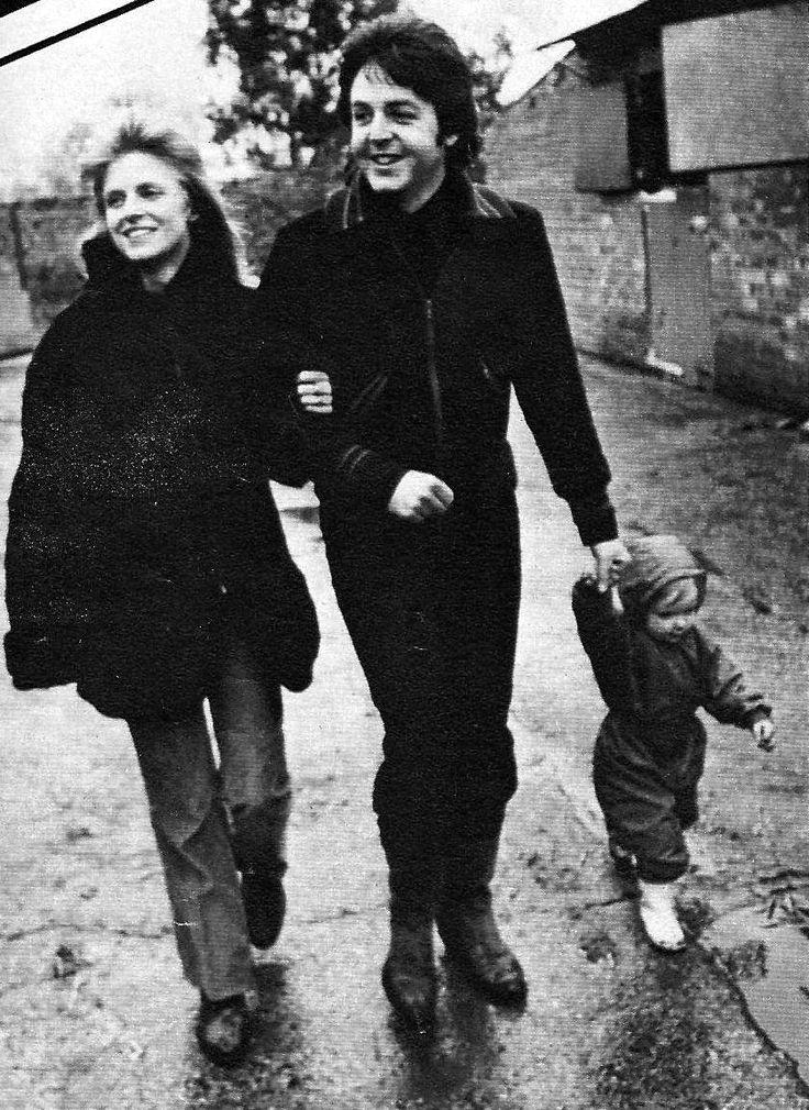 Paul, Linda and perhaps Stella?