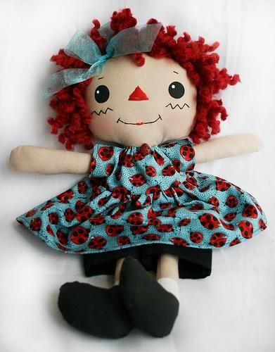 Ladybug Annie