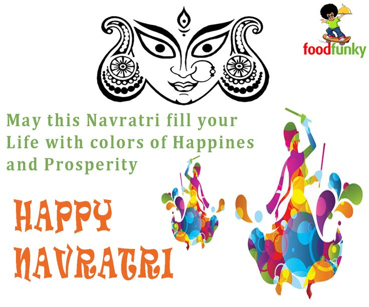 May your life be filled with happiness on this pious festival of Navratri. Happy Navratri