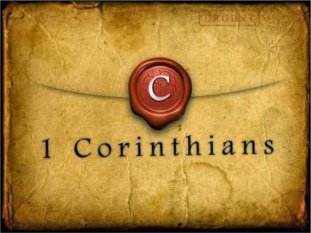 Image result for books of the bible 1 corinthians