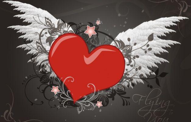 ecfa2ddebe32dad1e2f19c7213a444bf valentine hearts red hearts - 1024x768 Red Heart Normal Wallpaper