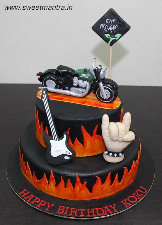 64 best Guitar Cakes images on Pinterest Guitar cake Cake and