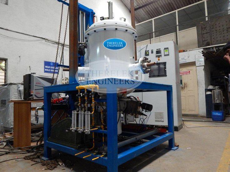 Vertical Vacuum Furnace Manufacturer Annealing Stress