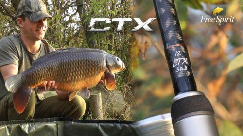 Free-Spirit-CTX-Carp-Rods-12ft-2-75lb-40mm-Ringing