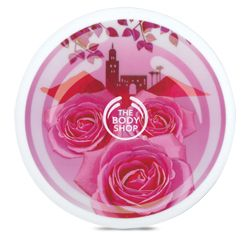 Atlas Mountain Rose Body Butter | The Body Shop ®
