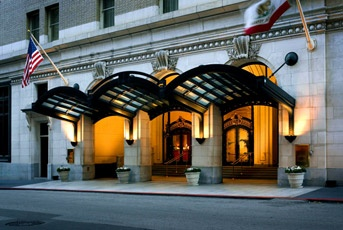 Palace Hotel, San Francisco