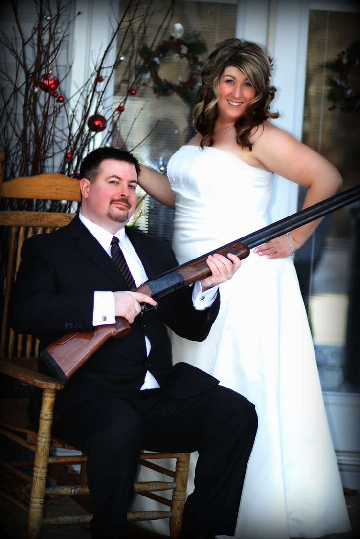 Shotgun Wedding!