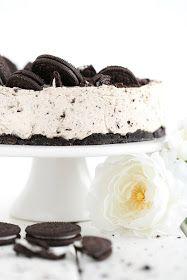 Suklaapossu: Nopea ja herkullinen Oreo-juustokakku, liivatteeton