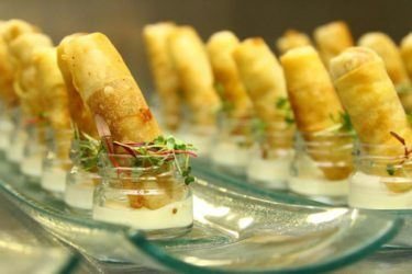 Pink Book Catering | Copper Kettle Catering - Cape Winelands Wedding Catering - Pink Book