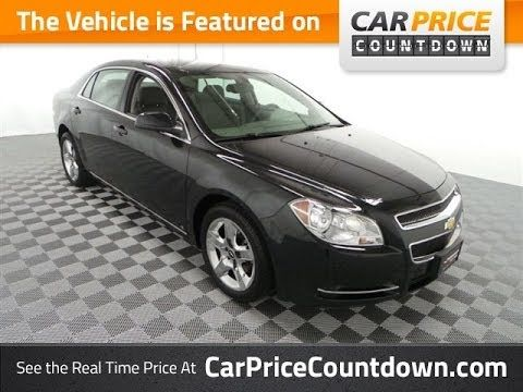 2009 Chevrolet Malibu LT Evaluation - Best Preowned Cars Oh at Car Price Countdown #used_cars_for_sale #used_cars #2009_Chevy_Malibu #automotive