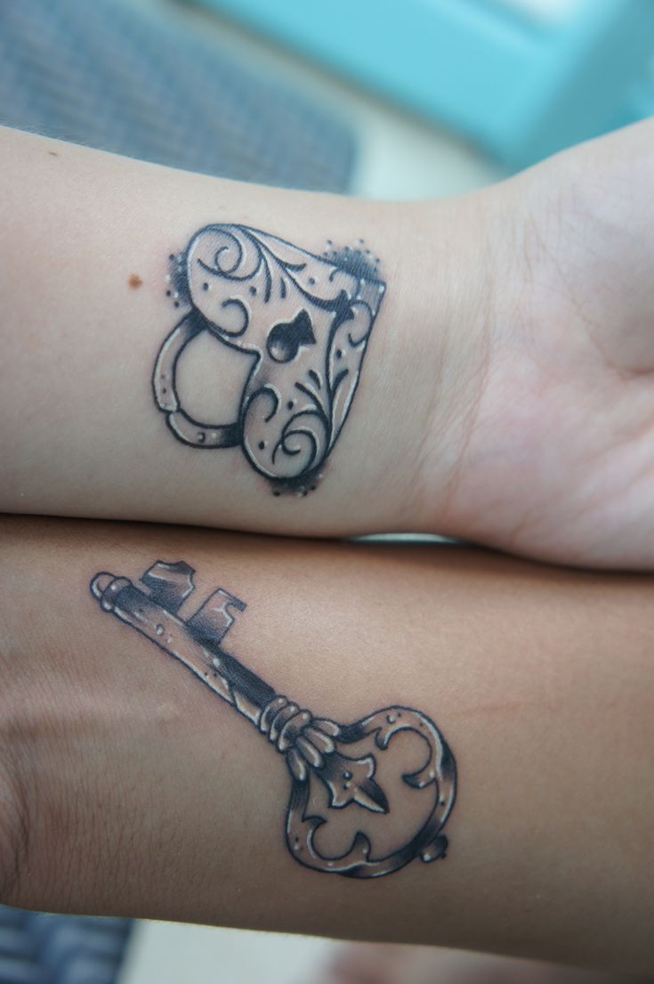 His and her tattoos | Tattoos! | Pinterest | New tattoos ...