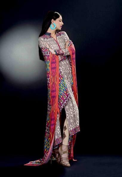 Khaadi Winter Dresses 2012 for Ladies