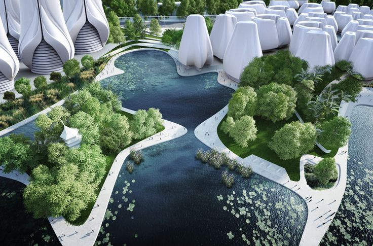 La arquitecta costarricense Rhina Portillo explora la arquitectura paramétrica, una tendencia de vanguardia.