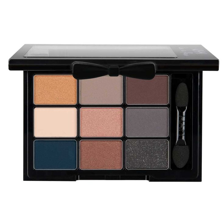 Love in Paris Eye Shadow Palette   NYX Cosmetics YOU ARE IN SEINE (LIP11)