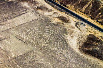 Linhas de Nazca: Peru