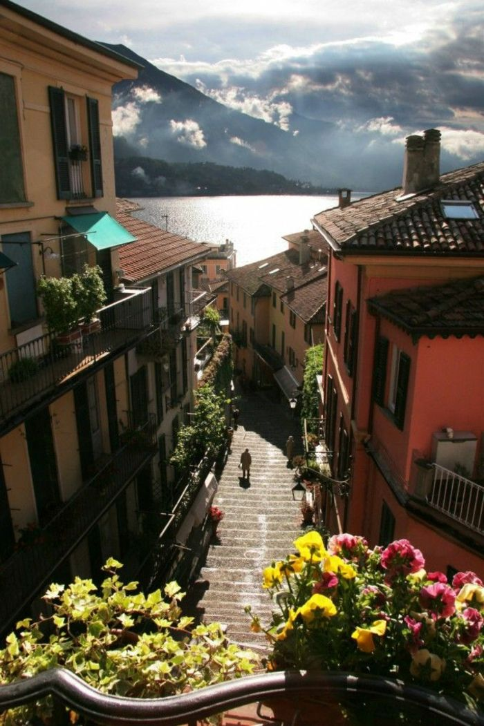 Sejour lac de Come Bellagio Italie hotel villa bellagio vacances