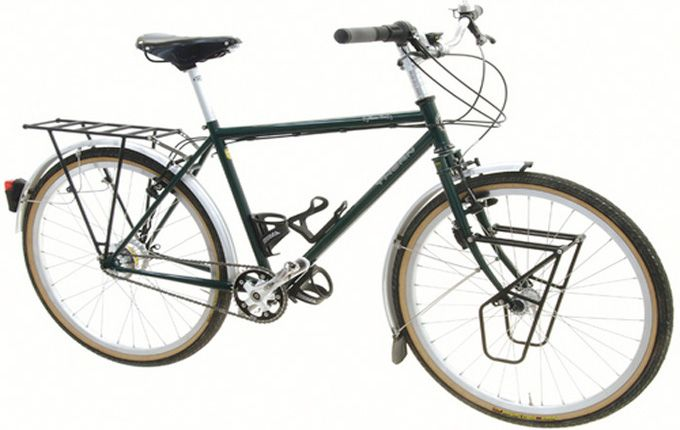 Thorn Raven Women's Touring Bicycle   10 of the Best Women's Touring Bicycles for Every Budget