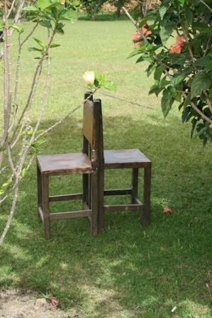 sillas divorciadas - Rubèn Rueda