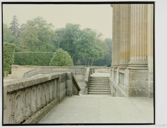 Luigi Ghirri, Versailles, 1985