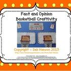 This engaging activity puts a fun spin on identifying facts and opinions!  It also makes a creative bulletin board or school hallway display!  It c...