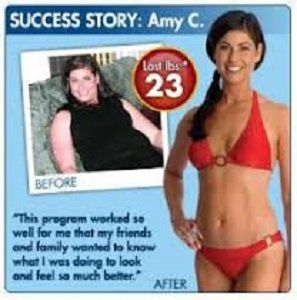 Nutrisystem testimonials: Does anyone really believe Amy???