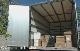 Removals Services Newham