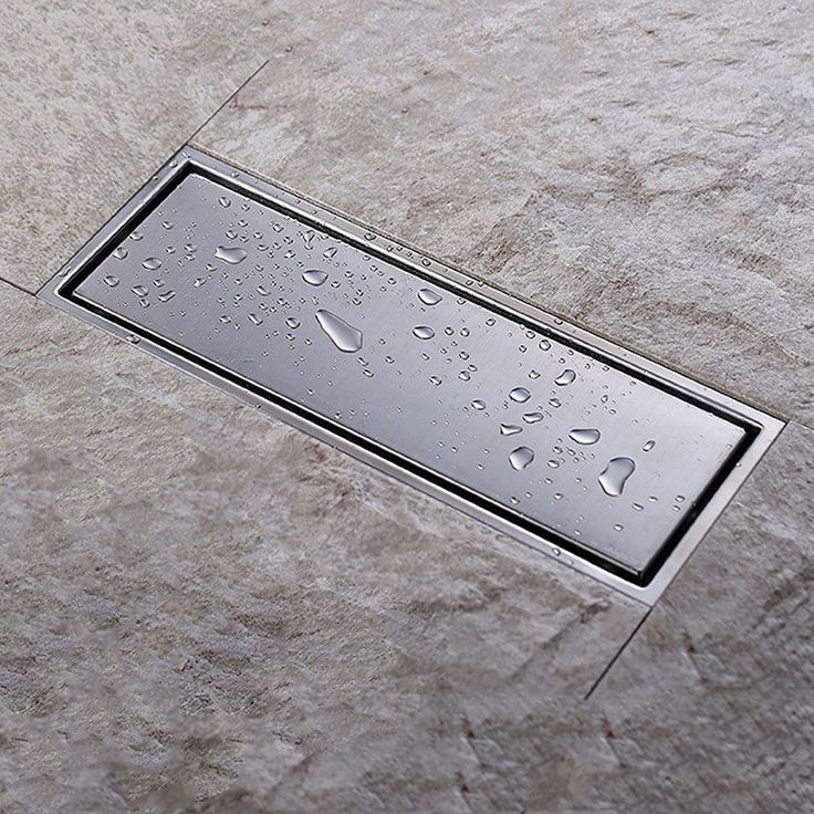 KES SUS304 Stainless Steel Shower Floor Drain With Removable Cover ~  Http://walkinshowers