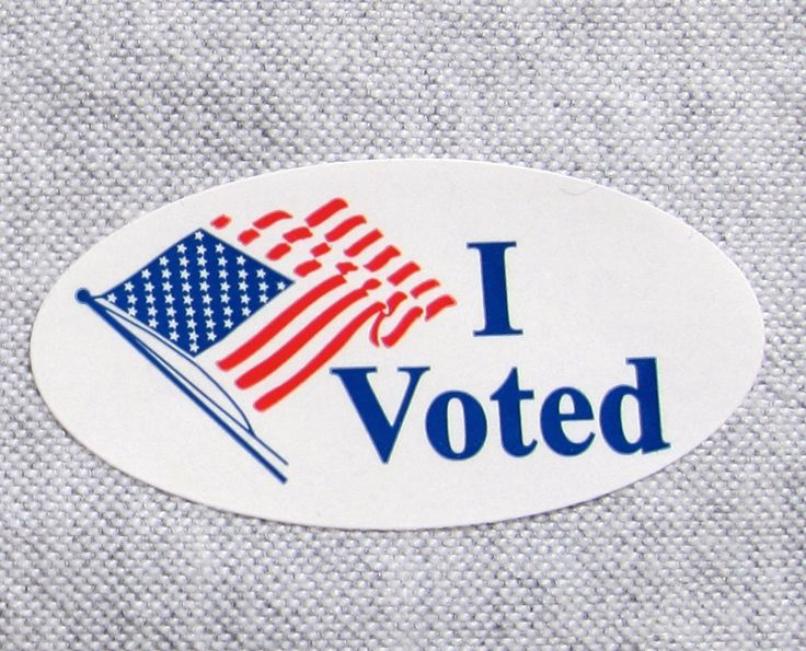 59 best Vote images on Pinterest | Vote sticker, Election day and I ...
