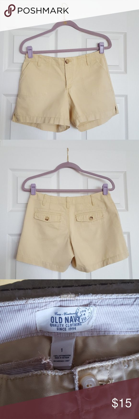 ⭐PRICE DROP ⭐Woman's shorts Old Navy shorts.   Gently worn.  Smoke free home Old Navy Shorts