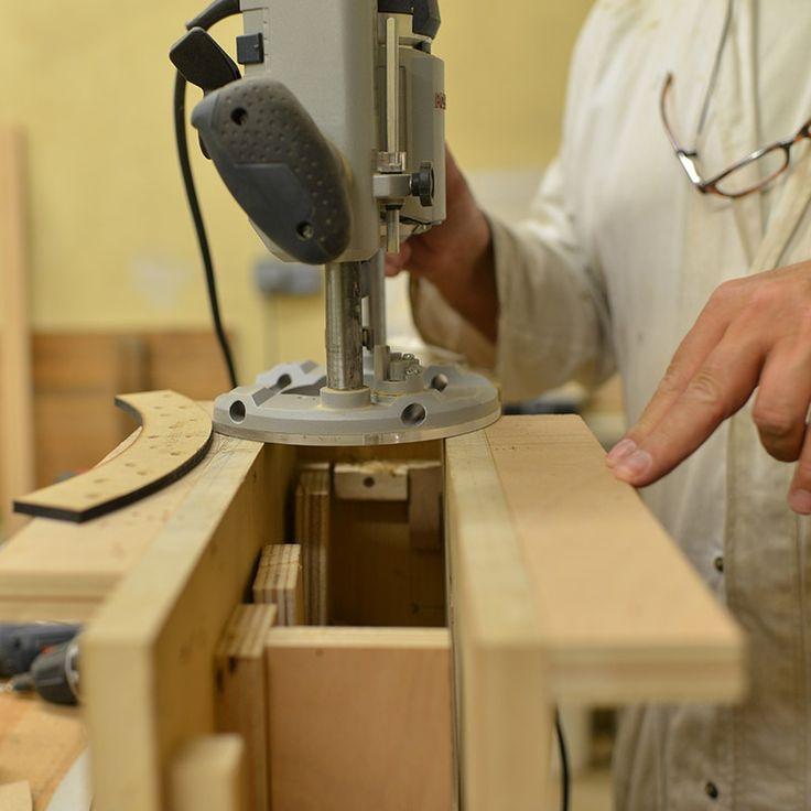 Réaliser son propre meuble en bois -  les raffineurs - 196€