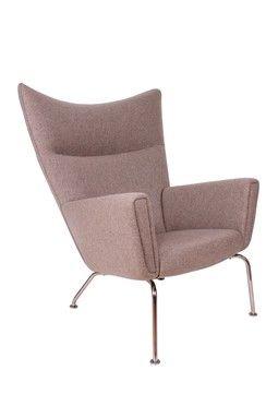 Cosgrove Lounge Chair - Wheat