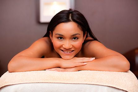 Getting older can be stressful, so treat them to a spa day that'll ease them into adulthood.