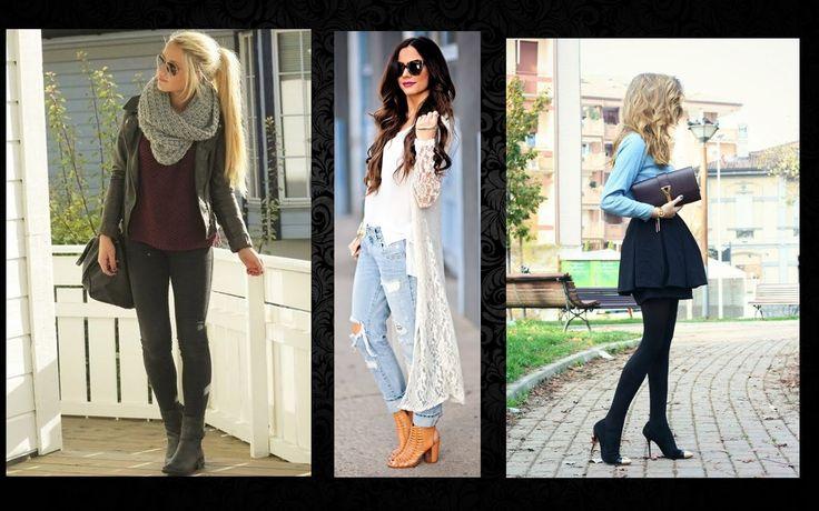 moda casual otoño invierno 2015 - Buscar con Google