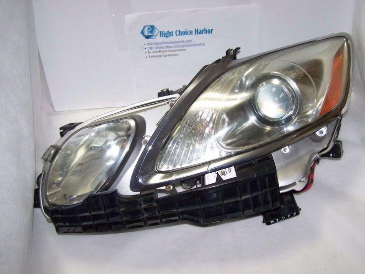 06-11 Lexus GS300 GS350 GS430 HID Xenon Headlight Left LH OEM #Lexus