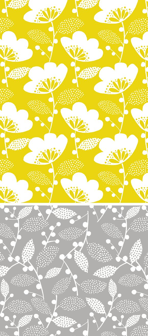 wendy kendall designs – freelance surface pattern designer » freya floral