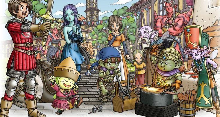 Releasedatum für Dragon Quest X in Japan für Nintendo Switch - https://finalfantasydojo.de/news/releasedatum-fuer-dragon-quest-x-japan-fuer-nintendo-switch-10051/ #DQ Während der japanischen Nintendo Direct (13.4.2017) wurde das Releasedatum von Dragon Quest X für die Nintendo Switch bekanntgegeben. Seht euch hier den kurzen Trailer aus der Direct an.