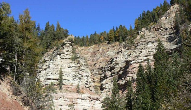 Escursione attraverso la gola del Rio delle Foglie - Bolzano e dintorni - Strada del Vino