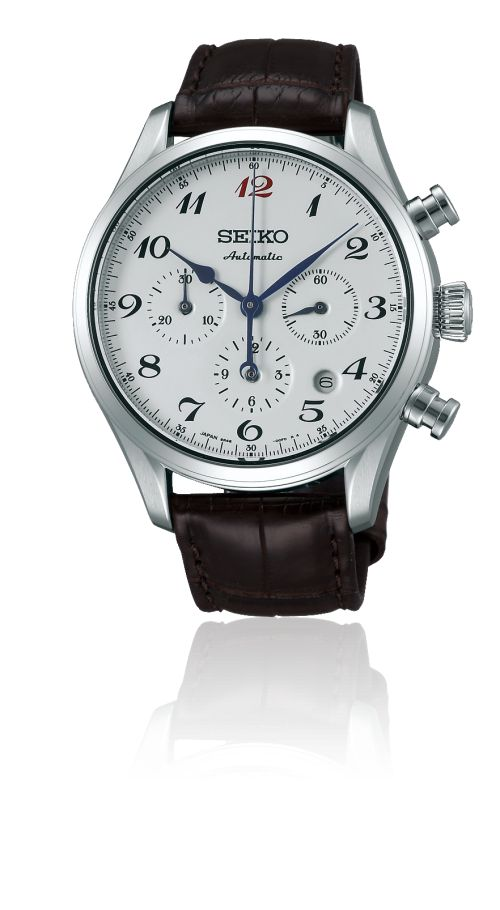Montre Seiko PRESAGE Chronographe automatique SRQ019J1