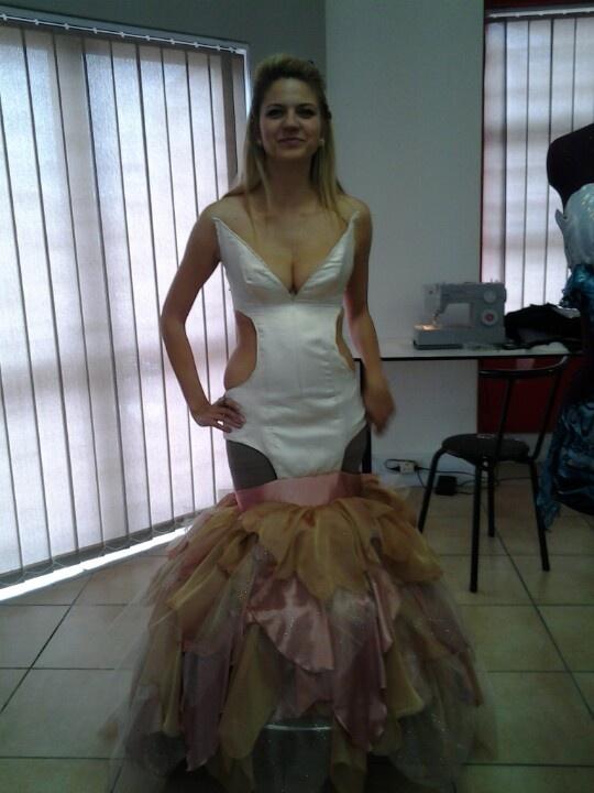 Tilana dress frnt