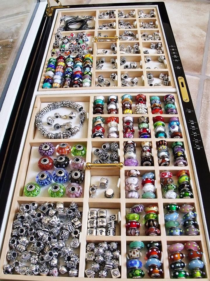 What does your collection look like?! #PANDORA