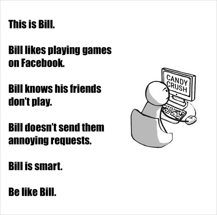 20 hilarious yet clever life lessons from bill lolgag pinterest