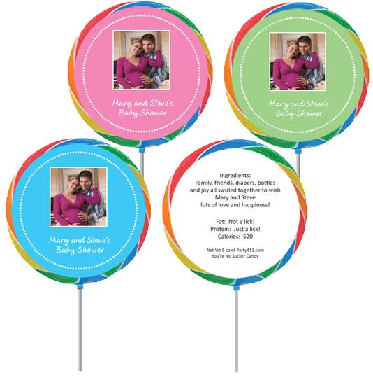 images about baby shower lollipop favors on pinterest baby shower