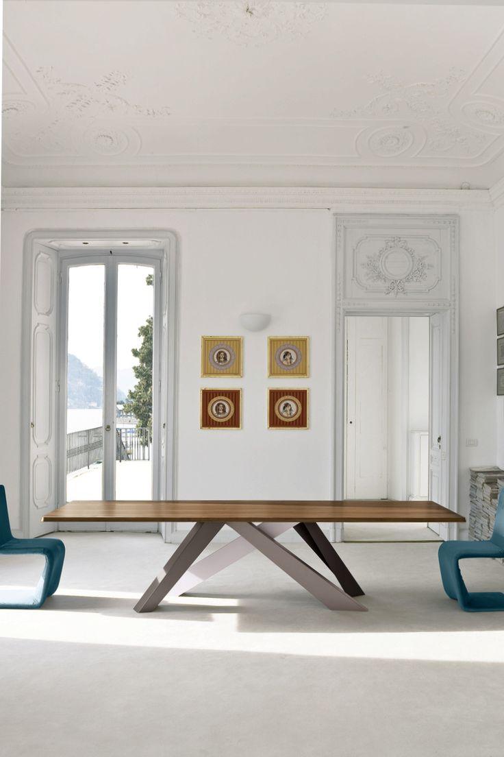 Big Table von Bonaldo #tisch #bonaldo #esstisch #linenda http://www.linenda.de/xtc/de/Bonaldo.html