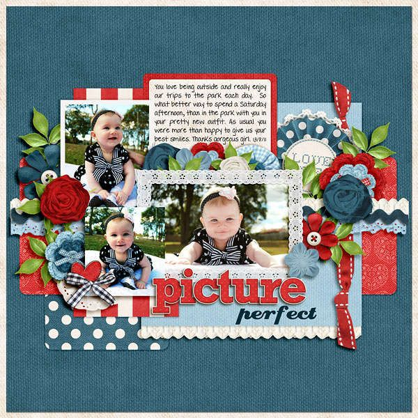 Country Cuties by Kristin Cronin-Barrow and Lliella Designs  Template Set 105 by