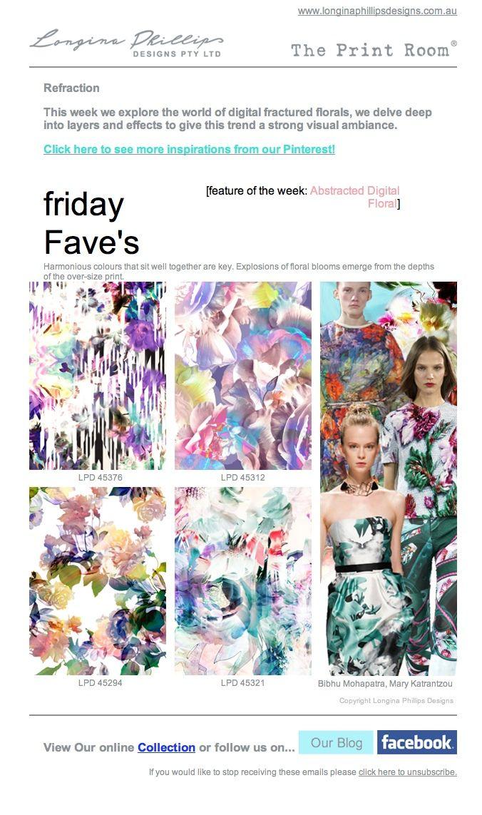 friday fave's 22nd November 2013