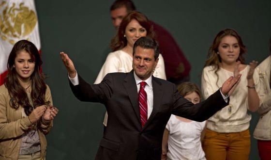 Sigue las últimas noticias de Enrique Peña Nieto