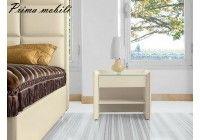 Night Table итальянская тумбочка для спальни от Mascheroni